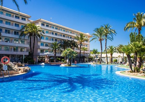 Piscina Hotel BCM MAGALUF